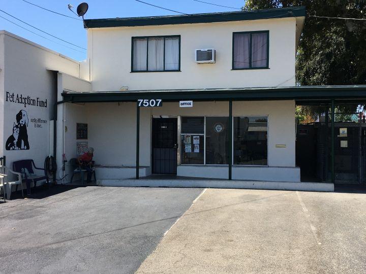 Pet Adoption Fund Main Office in Canoga Park, CA.