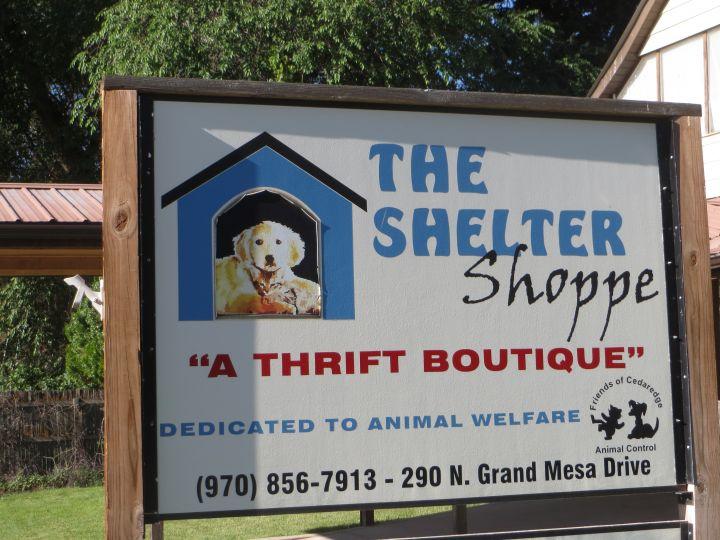 Our boutique Thrift Shoppe