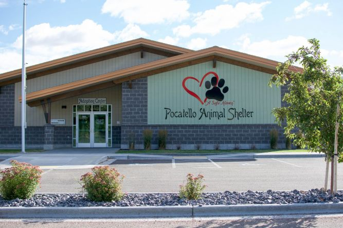 Pocatello Animal Shelter