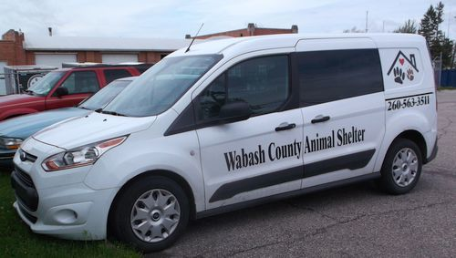 Wabash County Animal Shelter Van