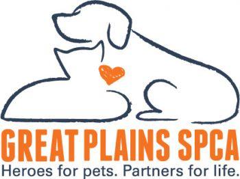 Great Plains SPCA Logo