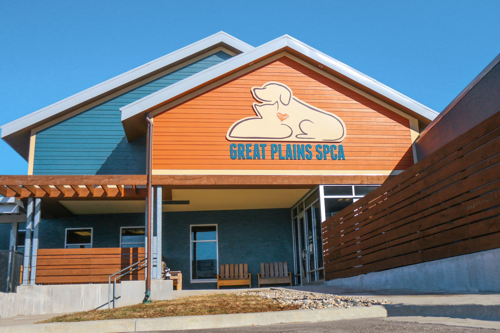 Great Plains SPCA Pet Adoption Center