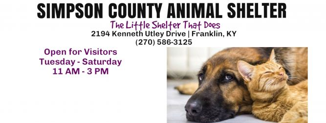 Friends of the Shelter / Simpson Co. Animal Shelter