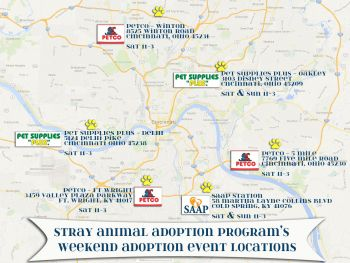Adoption Locations