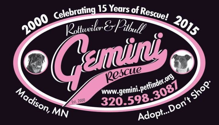 Gemini Rescue. Going strong since 2000