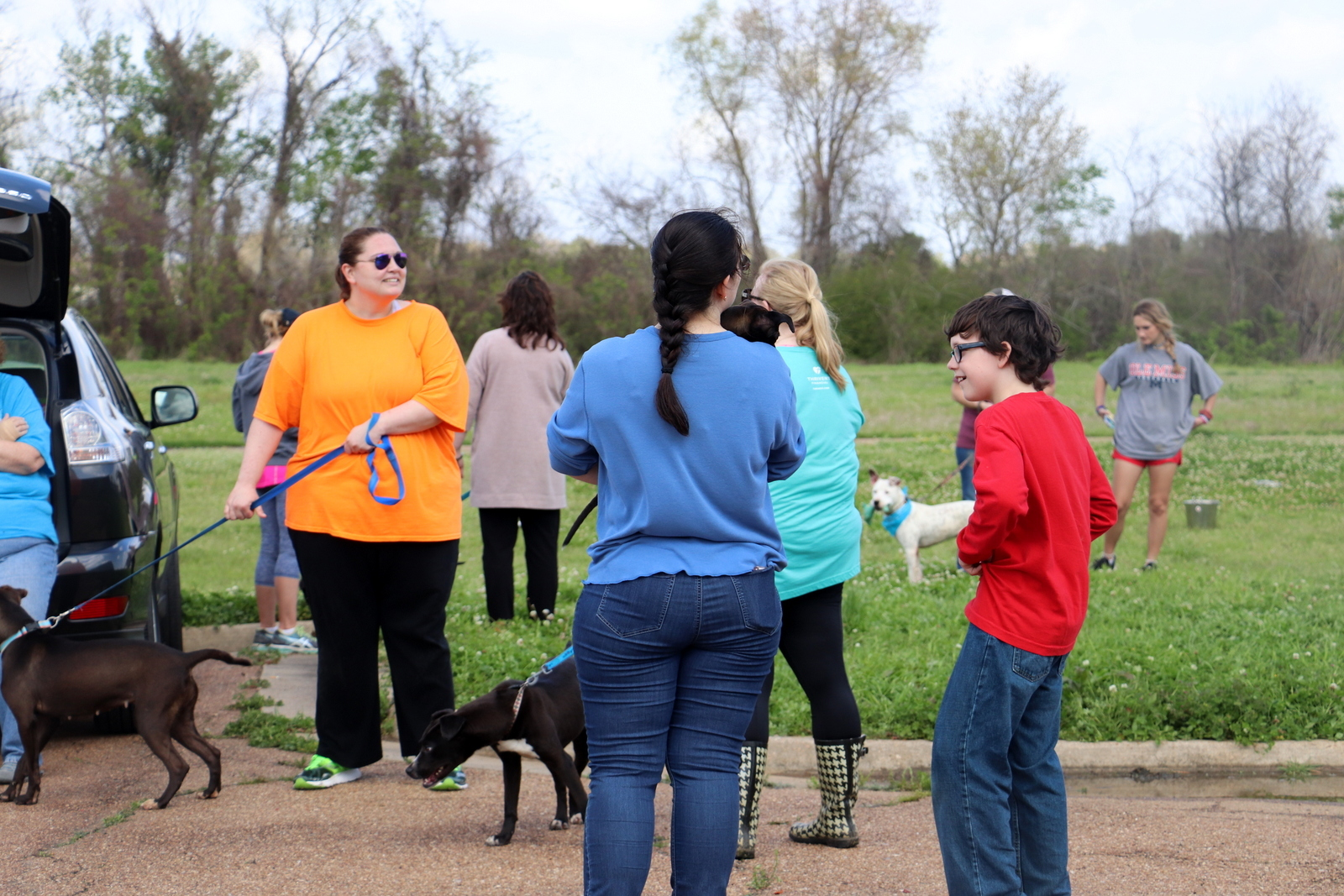 Volunteer hrs 10 - 12 every Saturday