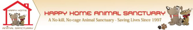 Happy Home Animal Sanctuary