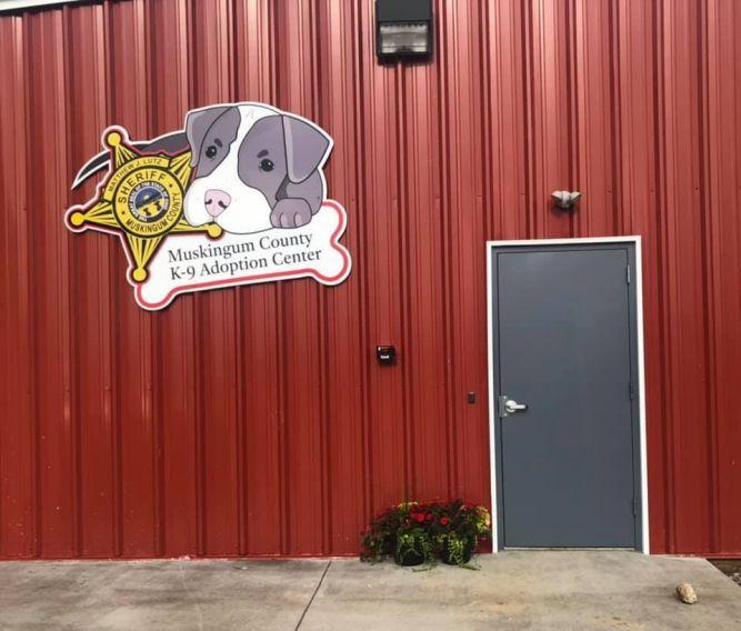 Muskingum County Dog Warden & Adoption Center