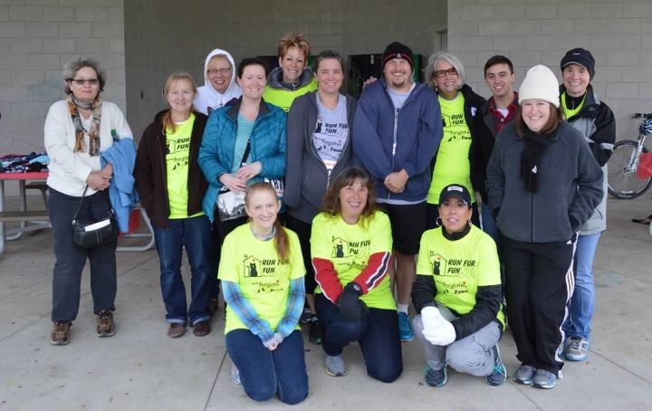 RunFurFun 5K Volunteers