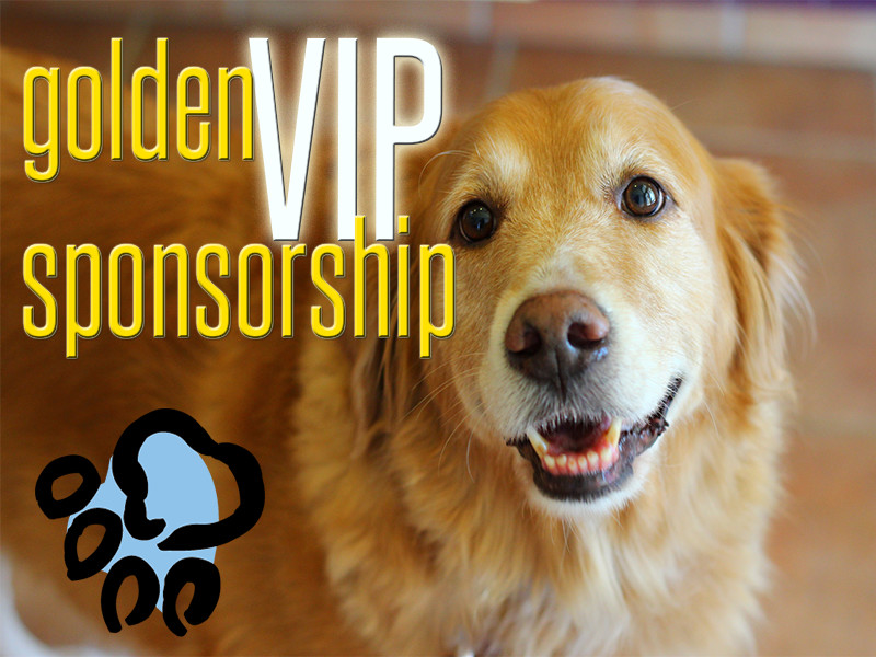 Become a VIP sponsor www.gr-rescue.org