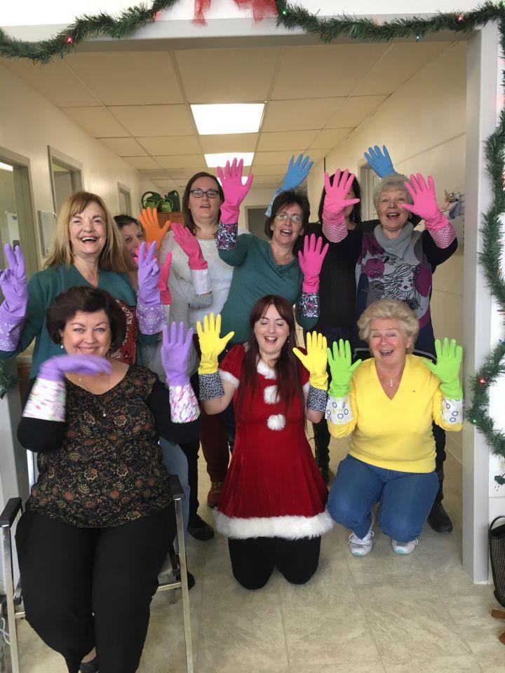 Our dedicated volunteers