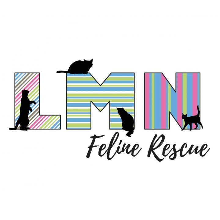 LMN Feline Rescue Logo