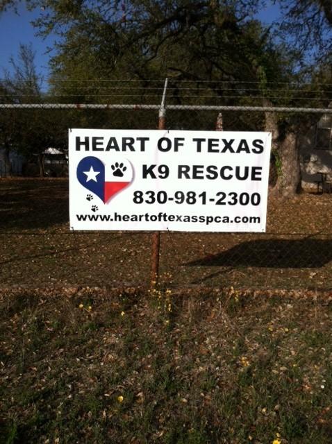 Heart of Texas SPCA