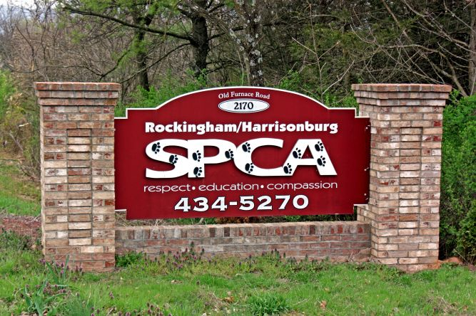 Rockingham-Harrisonburg SPCA
