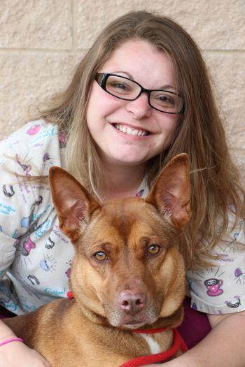 Kayla Wines, Shelter Manager
