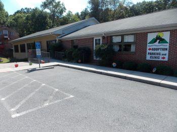 Franklin County Humane Society building