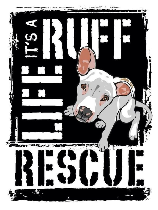 Its A Ruff Life Rescue
