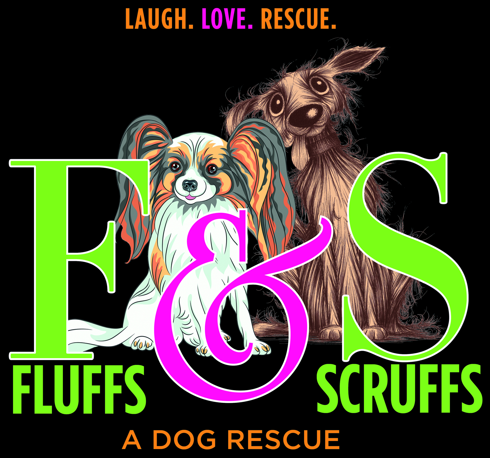 Fluffs & Scruffs, A Dog Rescue, Inc
