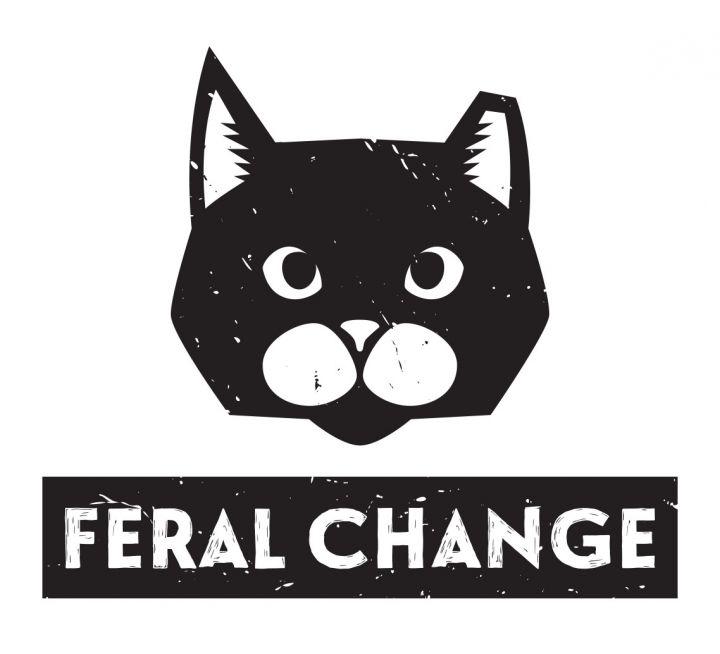 Feral Change logo