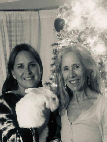 Rescue founders Jen Macbeth and Lisa Walkup