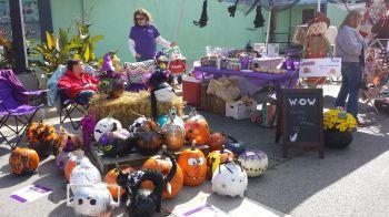 Pets & Pumpkins fundraiser