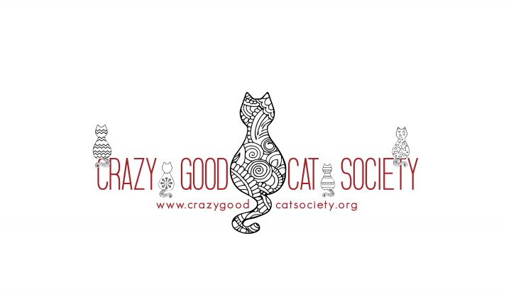 Join our CRAZYGOODCATSOCIETY