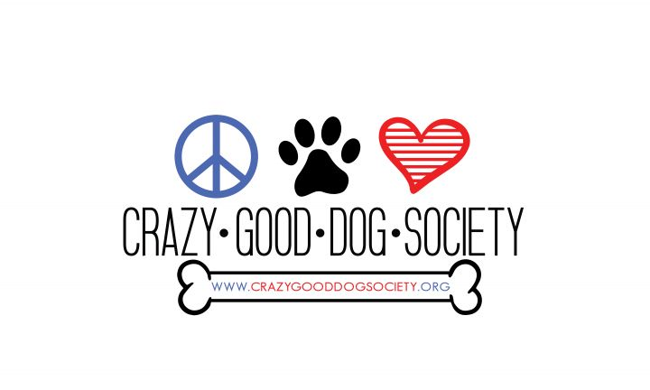 Join our CRAZYGOODDOGSOCIETY