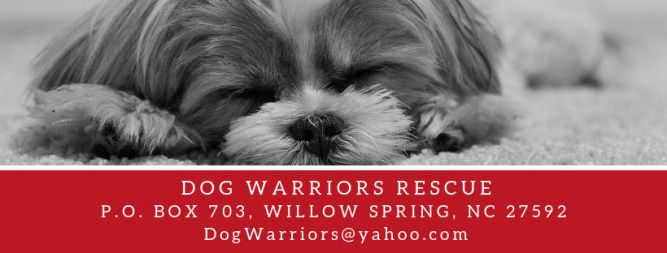 Dog Warriors Rescue, Inc