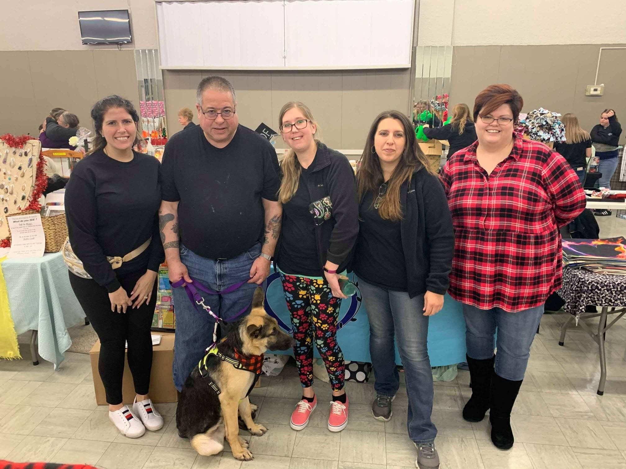 Buffalo Pet Ralley at VFW 898