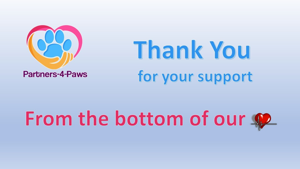 We can't do this without your support.