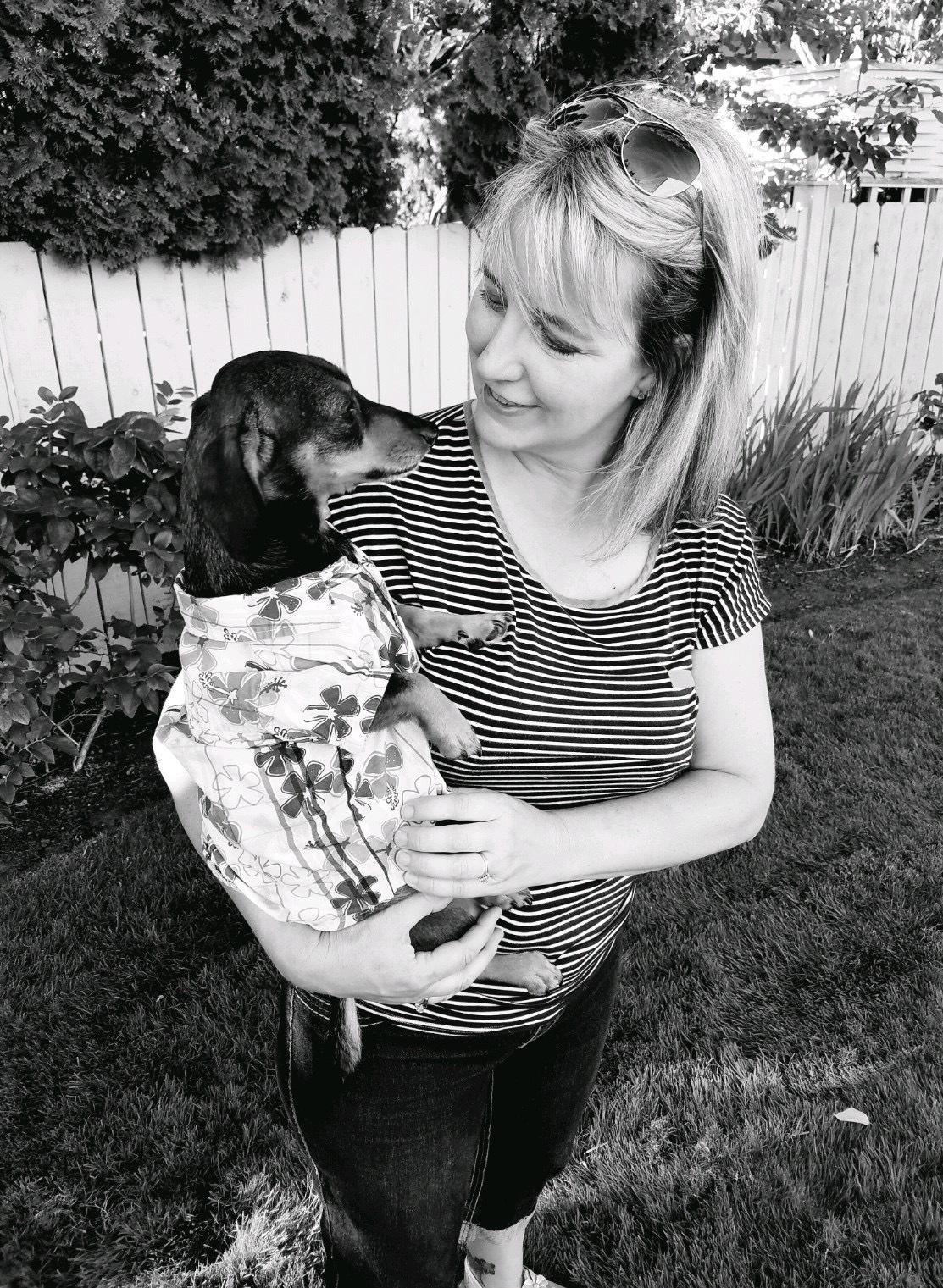 Portland Dachshund Rescue Founder Anne