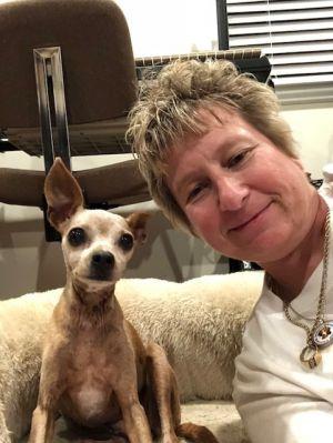 Janel (hospice) Miniature Pinscher Dog