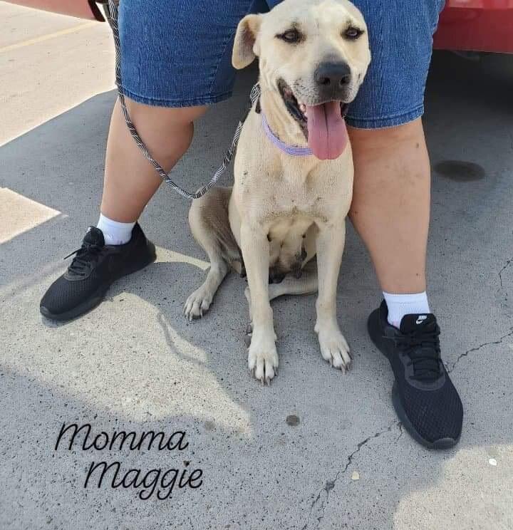 Mama Maggie 1